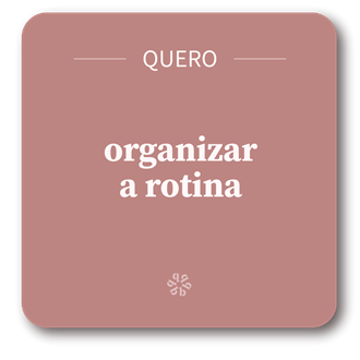4. organizar a rotina